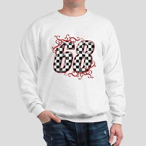 RaceFahion.com 68 Sweatshirt