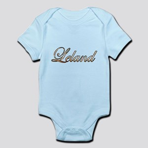 Gold Leland Body Suit