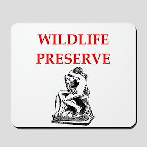 wildlife Mousepad