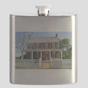 Appomattox Courthouse Historical Site, Virgi Flask