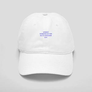 athiest Baseball Cap