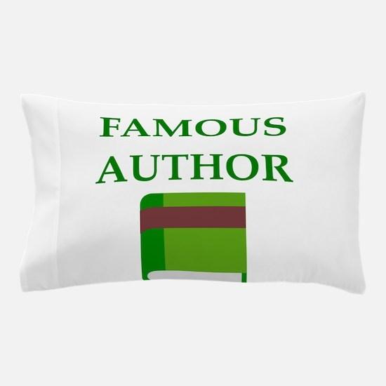 famous author Pillow Case