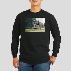 Williamsburg Virginia Historic Long Sleeve T-Shirt