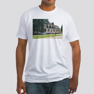 Williamsburg Virginia Historic Style Home T-Shirt