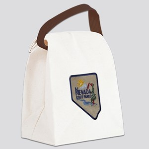 Nevada State Parks Canvas Lunch Bag