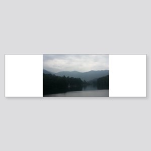 Smoky Mountains Tennessee Bumper Sticker
