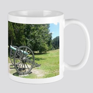 Battle of the Wilderness Canon Mugs