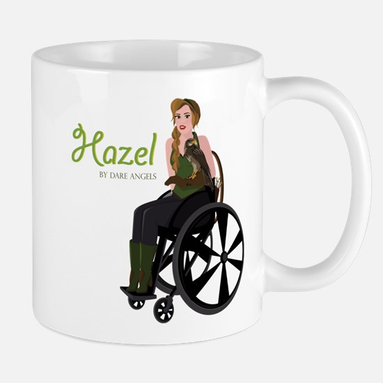 Hazel by Dare Angels Mugs