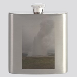 Old Faithful Geyser Flask