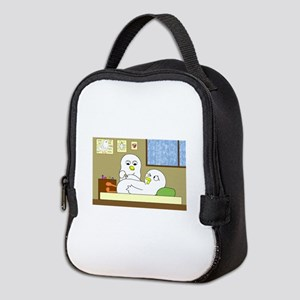 Massage Therapist Neoprene Lunch Bag