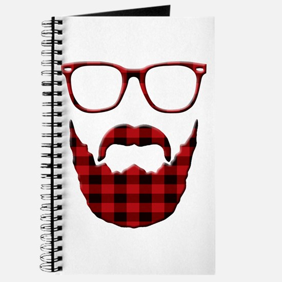 Funny Plaid Journal