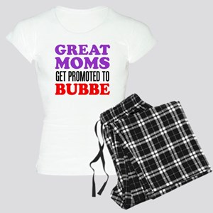 Great Moms Promoted Bubbe Pajamas