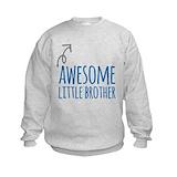 Best little brother Crew Neck