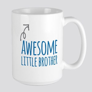 Awesome Little Brother Mugs