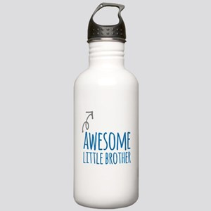 Awesome Little Brother Stainless Water Bottle 1.0L