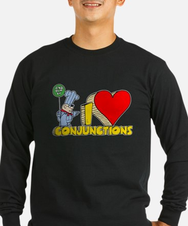 I Heart Conjunctions T