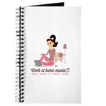 Work At Home Mania Journal