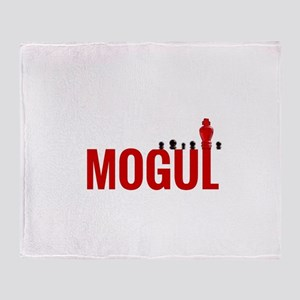 MOGUL Throw Blanket