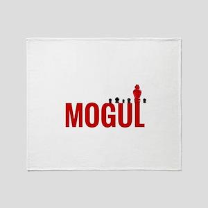 MOGUL Throw Blanket