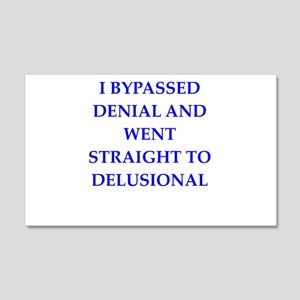 delusion Wall Decal