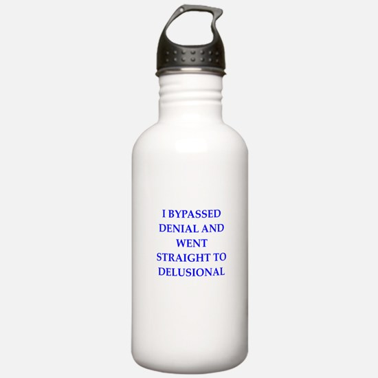 delusion Water Bottle