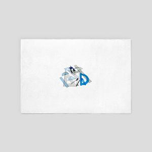 DraftingTools071809 4' x 6' Rug