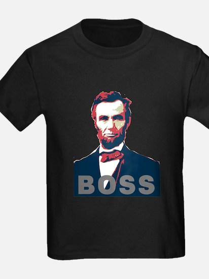 Lincoln Boss T-Shirt