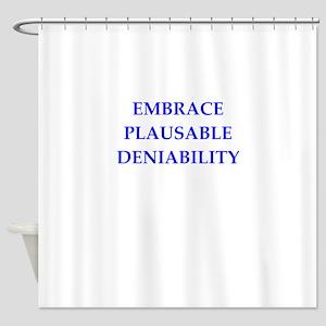 embrace Shower Curtain