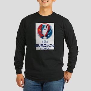 Euro 2016 France Long Sleeve T-Shirt