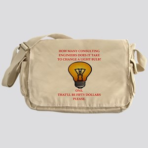 engineer Messenger Bag