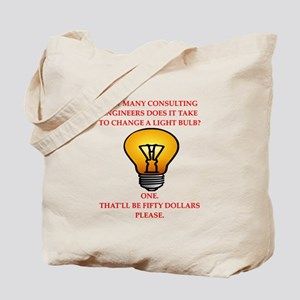 engineer Tote Bag