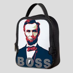Lincoln Boss Neoprene Lunch Bag