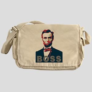 Lincoln Boss Messenger Bag