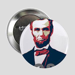 "Lincoln Boss 2.25"" Button"