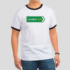 London Roadmarker, UK Ringer T