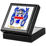 Mouliner Keepsake Box