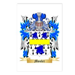 Mouler Postcards (Package of 8)
