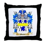 Mouler Throw Pillow