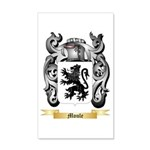 Moule 20x12 Wall Decal