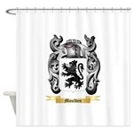 Moulden Shower Curtain