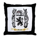 Mould Throw Pillow