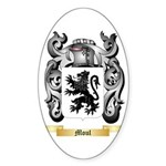 Moul Sticker (Oval 50 pk)
