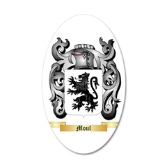 Moul Wall Decal