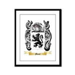 Moul Framed Panel Print