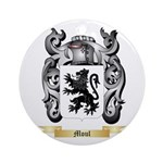 Moul Round Ornament