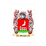 Mougin Sticker (Rectangle 10 pk)