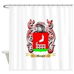 Mouget Shower Curtain