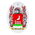 Mougeot Oval Ornament