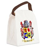 Mouez Canvas Lunch Bag