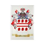 Mouchez Rectangle Magnet (100 pack)